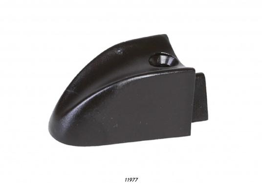 Schienen-Endstück aus Kunststoff, passend für diePfeiffer MarineX-Schiene Größe 1.