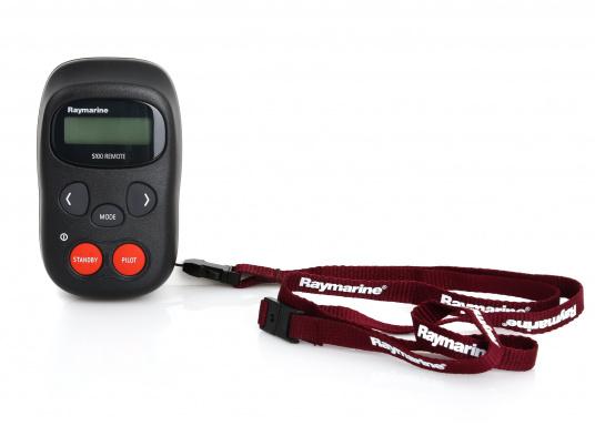 Mit den kabellosen Fernbedienungen von Raymarine haben Sie die volle Kontrolle über Ihren Raymarine Autopiloten. Die Bedienung ist einfach, und über die intuitive Menüstruktur finden Sie sofort zu allen wichtigen Funktionen.