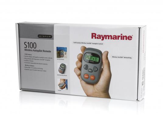 Mit den kabellosen Fernbedienungen von Raymarine haben Sie die volle Kontrolle über Ihren Raymarine Autopiloten. Die Bedienung ist einfach, und über die intuitive Menüstruktur finden Sie sofort zu allen wichtigen Funktionen.  (Bild 15 von 15)
