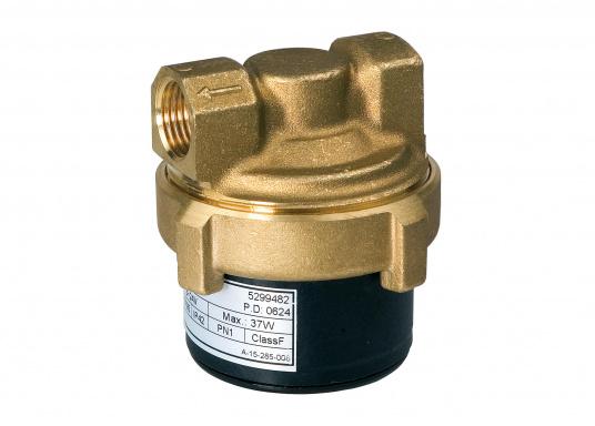 JABSCO Umwälzpumpe, ideal geeignet für Heizungen, Klimaanlagen und Motoren. Pumpt bis zu 21 Liter / Minute bei 0,10 bar. Die Pumpe bietet 5 Leistungsstufen für variable Förderleistung.