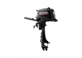 DF 6A S Outboard Motor / Short Shaft / Manual Start