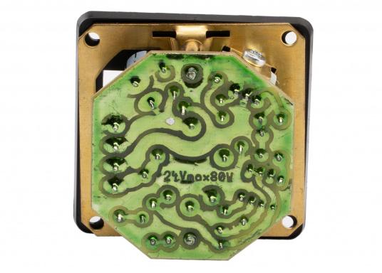 Passend für die Berker-Serie ist ein stromsparender Gleichspannungsdimmer mit speziellen Schutzfunktionen für Halogenlampen lieferbar. Max. Belastbarkeit 60 Watt.  (Bild 4 von 5)