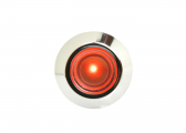 Compact Recessed LED Lights / red