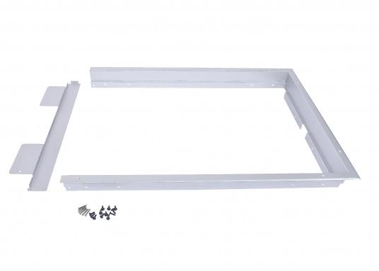 Flush Einbaurahmen, passend für die Kühlschränke CoolMatic CR. Erhältlich in verschiedenen Größen und Ausführungen.