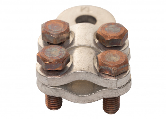 These cable lugs with srews are available in various sizes.   (Image 4 of 14)