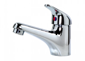 Single-Lever Mixer / Short Spout