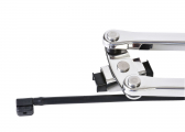 W38 Parallel Wiper Arm / stainless steel, polished