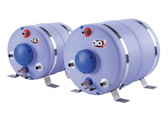 These boilers have a tank made of high quality stainless steel. Thermal insultion is high density polyurethane foam. Durable plastic casing. Available in different sizes.