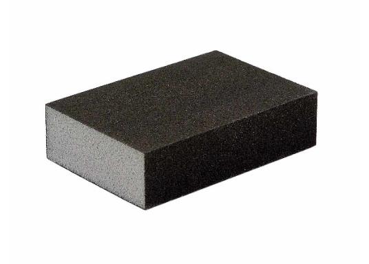 Schleifschwämme für Feinarbeiten auf Holz, Füller und Lackoberflächen. Durch die hohe Anpassungsfähigkeit sind die Schwämme vor allem für schwer zugängliche Stellen und profilierte Oberflächen geeignet.