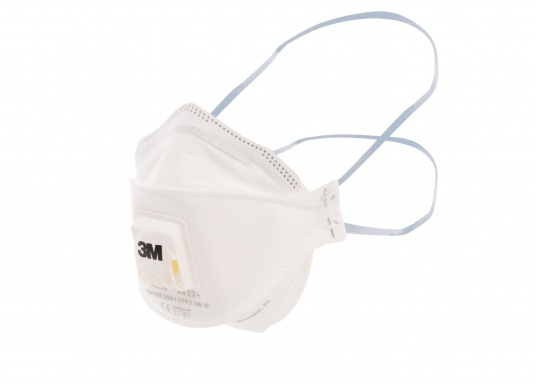 Hochwertige Atemschutzmaske, erfülltdie besonderen Anforderungen der Staubeinlagerungsprüfung (clogging) für FFP2 Masken. Die Atemschutzmaske bietet ausgezeichneten Tragekomfort und hohe Sicherheit.