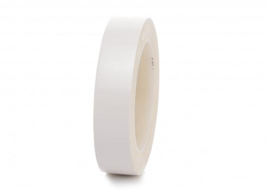 Die Zierstreifen in den Farben Rot, Blau und Weiß sind vielseitig verwendbar. Sie bestehen aus extrem dünnem, hochflexiblem Vinylband. Kein Kantenabwurf beim Abdecken enger Kurven.  (Bild 3 von 3)