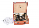 Professional Marine Sextant with Fine Wooden Case