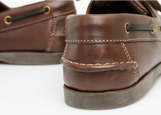 Attraktiver Schuh mit 2 Loch Schnürung zu einem Spitzenpreis! Dieser zeitlos schöne und bequeme Damen- und Herrenschuh ist für an Bord und in der Freizeit geeignet.  (Bild 5 von 14)