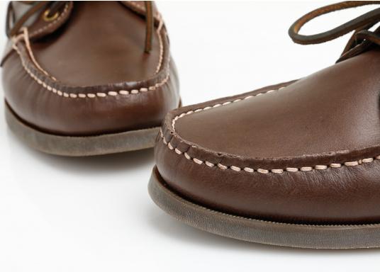 Attraktiver Schuh mit 2 Loch Schnürung zu einem Spitzenpreis! Dieser zeitlos schöne und bequeme Damen- und Herrenschuh ist für an Bord und in der Freizeit geeignet.  (Bild 9 von 14)