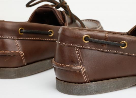 Attraktiver Schuh mit 2 Loch Schnürung zu einem Spitzenpreis! Dieser zeitlos schöne und bequeme Damen- und Herrenschuh ist für an Bord und in der Freizeit geeignet.  (Bild 10 von 14)