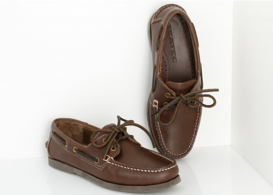 Attraktiver Schuh mit 2 Loch Schnürung zu einem Spitzenpreis! Dieser zeitlos schöne und bequeme Damen- und Herrenschuh ist für an Bord und in der Freizeit geeignet.  (Bild 11 von 14)