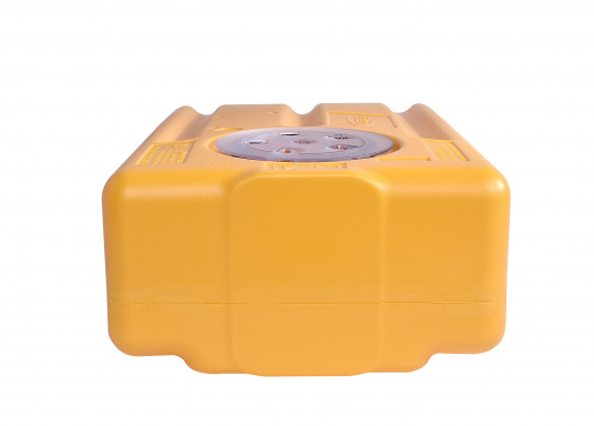 Dickwandige, geruchsfeste Tanks für den vertikalen Einbau über der Wasserlinie. Ein Absaugrohr, Borddruchführungen und eine Gurtband-Halterung sind separat erhältlich. Der Tank ist lieferbar in verschiedenen Größen.  (Bild 5 von 11)