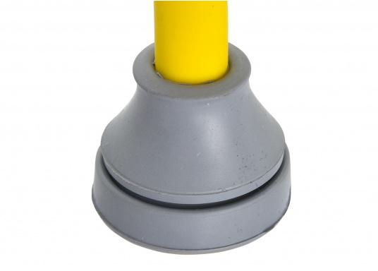 Blitzschnelle Montage für eine staub- und wasserdichte Kabel- und Rohreinführung. Diese Kabeldurchführungen sind gut geeignet für die Verwendung bei Bohrungen ohne Gewinde bei Wandstärken von 0,5 - 4 mm. Erhältlich in verschiedenen Größen.