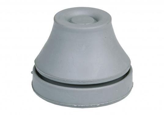 Blitzschnelle Montage für eine staub- und wasserdichte Kabel- und Rohreinführung. Diese Kabeldurchführungen sind gut geeignet für die Verwendung bei Bohrungen ohne Gewinde bei Wandstärken von 0,5 - 4 mm. Erhältlich in verschiedenen Größen. (Bild 2 von 7)