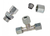 Hydraulic Tube Connectors