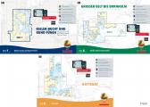 DK Paper Chart Sets Baltic Sea