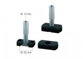 Rubber Joint Swivel for Tiller Extension