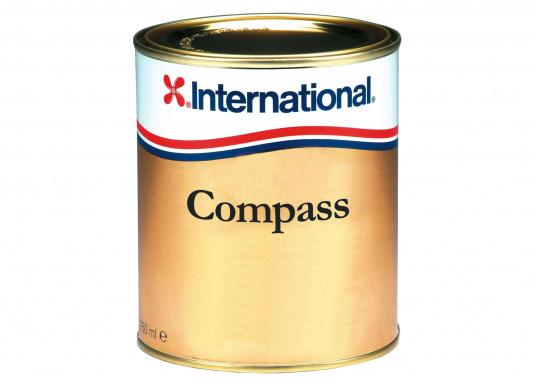 Schnelltrocknender 1-Komponenten-PU-Klarlack. COMPASS ist ein hochglänzender Klarlack für den Innen- und Außenbereich.