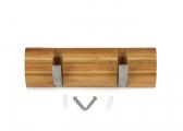 Appendiabiti bambù / doppio