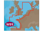 MAX North-West European Coasts W89