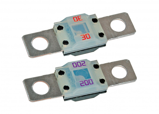 BLUE SEA - MIDI-fuses for SafetyHub 100 / 150 / 250. (Image 1 of 2)