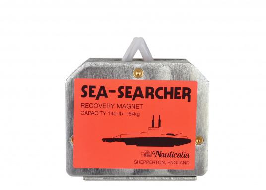 Ihnen ist ein Schlüssel ins Wasser gefallen? Kein Problem für den SEA SEARCHER: Der Suchmagnet holt versunkene Stahlteile wie Werkzeuge, Schlüssel oder ähnliches mühelos aus dem Wasser.