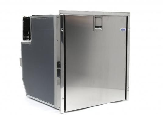 Besonders komfortabel! Exklusive Kühlschrankserie mit ausziehbaren Türen und Innendetailsaus rostfreiem Edelstahl.  (Bild 3 von 9)