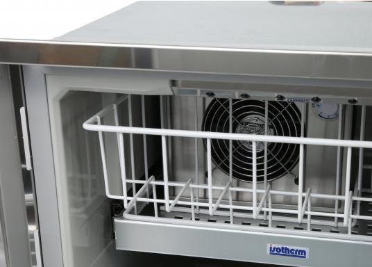 Besonders komfortabel! Exklusive Kühlschrankserie mit ausziehbaren Türen und Innendetailsaus rostfreiem Edelstahl.  (Bild 7 von 9)