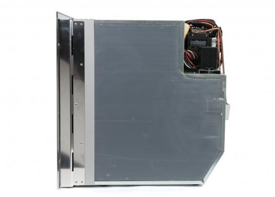 Besonders komfortabel! Exklusive Kühlschrankserie mit ausziehbaren Türen und Innendetailsaus rostfreiem Edelstahl.  (Bild 6 von 9)