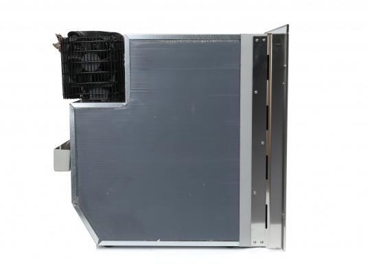 Besonders komfortabel! Exklusive Kühlschrankserie mit ausziehbaren Türen und Innendetailsaus rostfreiem Edelstahl.  (Bild 4 von 9)