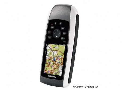 Robustes und schwimmfähiges GPSmap, ideal für alle Bootsführer und Wassersportfans. Das Gerät bietet: einen 3-Achsen-Kompass mit einem barometrischen Höhenmesser, ein helles Farbdisplay, einen Empfänger mit hoher Empfangsempfindlichkeit.  (Bild 7 von 13)