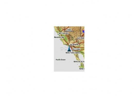 Robustes und schwimmfähiges GPSmap, ideal für alle Bootsführer und Wassersportfans. Das Gerät bietet: einen 3-Achsen-Kompass mit einem barometrischen Höhenmesser, ein helles Farbdisplay, einen Empfänger mit hoher Empfangsempfindlichkeit.  (Bild 12 von 13)