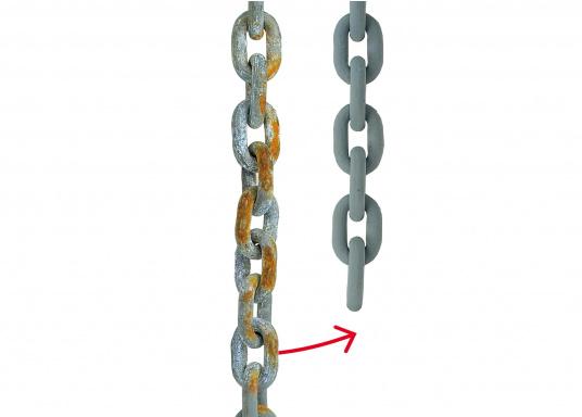Das Zink-Spray bietet schnelltrocknenden Korrosionsschutz mit Langzeitwirkung für alle Metalle und eignet sich zum Beschichten von Schweiß- und Bohrstellen und als leitende Zwischenschicht beim Punktschweißen. (Bild 3 von 3)