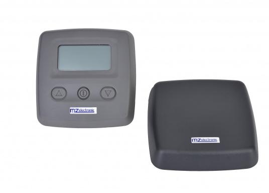 Elegant, ergonomisch und auf hohem technischen Stand. Diese universelle Bediengerät mit Kettenzählwerk ist für Magnet-, Reedkontakt- und Impulssensoren geeignet.  (Bild 2 von 4)