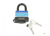 AQUA SAFE 70IB Padlock / bracket length 24.5 mm