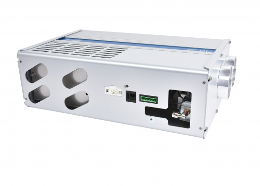 Diesel heater with the best power utilisation in its class. The Wallas 22 Dt has an extremely low power consumption and thus can also be used on boats with smaller battery capacities.     (Image 2 of 6)