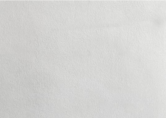 Samtig weicher Microfaserstoff in Velourslederoptik. Durch Filzrückseite, ideal als Bezugsstoff für Möbel geeignet.Rollenbreite: ca. 1,45 m. Lieferung im Anschnitt zu mind. 1 m. Preis pro Meter.Farbe: weiß.