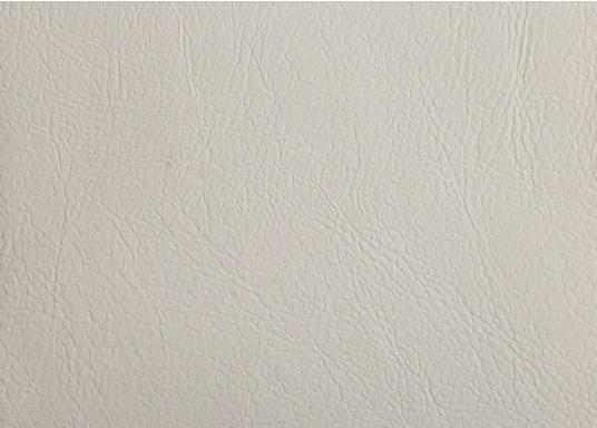 Klassischer Bezugsstoff mit geprägter Ledernarbung und Filzrücken. Das Kunstleder isthervorragend für den Innen- und Außenbereich geeignet. Rollenbreite: ca. 1,40 m. Lieferung im Anschnitt zu mind. 1 m. Farbe: beige. Preis pro Meter.