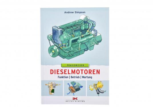 Das Buch erklärt anhand zahlreicher, instruktiver farbiger Fotos und Zeichnungen verständlich, wie ein Dieselmotor arbeitet und wie die Nebenaggregate für Kraftstoff, Öl, Kühlwasser, Strom sowie Getriebe, Welle und Schraube funktionieren.