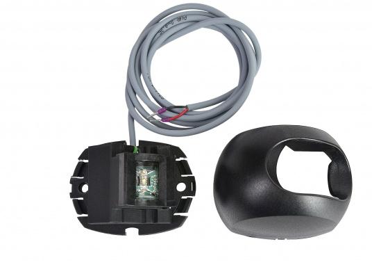 Attraktives Design, neuester technologischer Stand - die LED Serie 34. Absolut wartungsfrei, seewasserfest, UV-geschützt. Sehr geringer Energieverbrauch. (Bild 3 von 4)