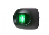 LED-Steuerbordlaterne Serie 34 / schwarzes Gehäuse