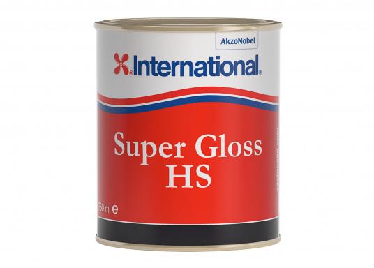 Hochglänzende Lackfarbe mit geringem VOC-Anteil, einfach zu verarbeiten, auch bei niedrigen Temperaturen. SUPER GLOSS HS entwickelt wenig Geruch und ist schon nach 1 - 2 Anstrichenkomplett deckend.