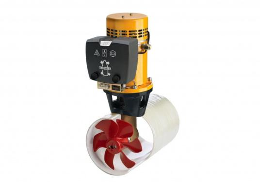 Bow thruster 650N. We offer a wide range of bow thrusters for practically any boat, but selecting the right one can be tricky. We offer extensive technical help on our service line.