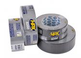 Repair Tape 50 mm x 25 m or 50 m / black & silver