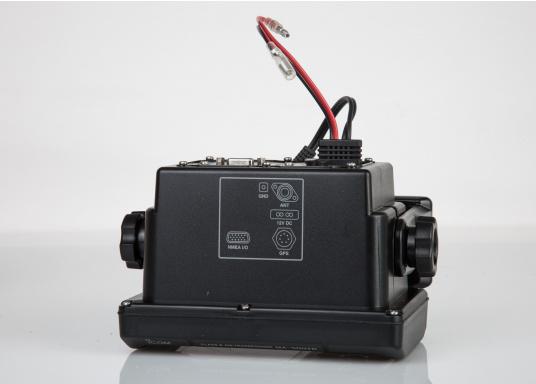 Der MA-500TR ist ein Class B AIS Transponder für nicht SOLAS regulierte Schiffe. Er sendet Informationen über Ihr Schiff und empfängt auf zwei AIS-Kanälen gleichzeitig und wertet Class A und Class B Daten aus.  (Bild 5 von 8)